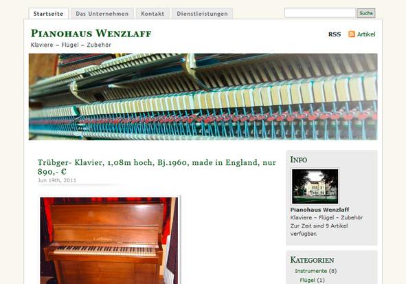 www.pianohaus-wenzlaff.de